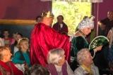 Erntefest-2014 Kaiser und Kaiserin